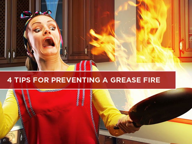 4 Tips For Preventing A Grease Fire Cs Appliance Service