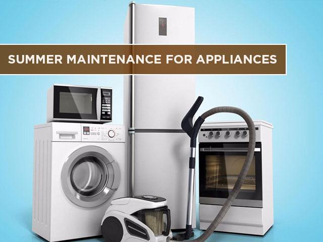 Summer-Maintenance-for-Appliances