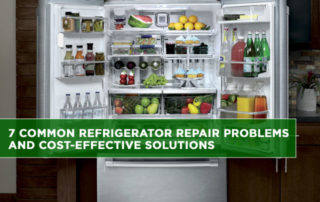 7-Common-Refrigerator-Repair-Problems-and-Cost-Effective-Solutions