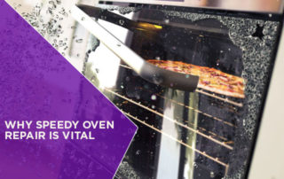 Why Speedy Oven Repair Is Vital