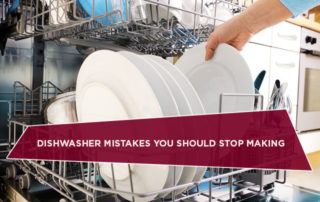 Dishwasher Mistakes You Should Stop Making