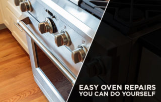 Easy Oven Repairs You Can Do Yourself