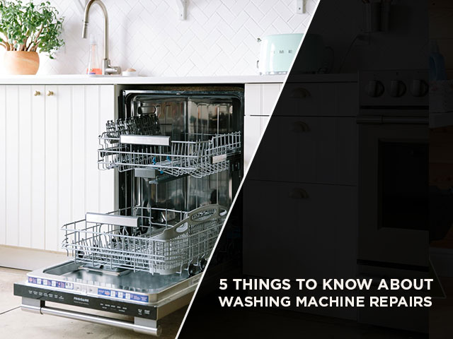 5 Least Favorite Dishwasher Repairs and What to Do
