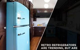 Retro Refrigerators Are Trending, But Are They Worth It?