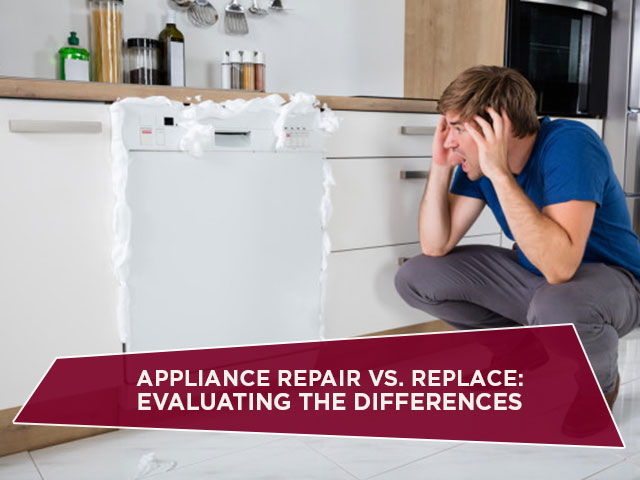 Appliance Repair vs. Replace: Evaluating the Differences